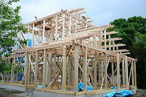 本格木造新築工事