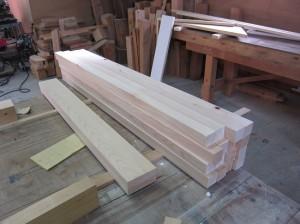 材木屋のこだわり