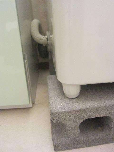 洗面台リフォーム施工①