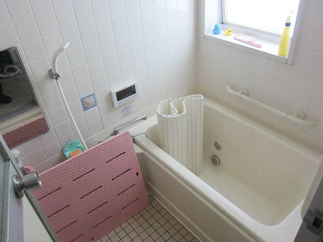 浴室リフォーム施工①