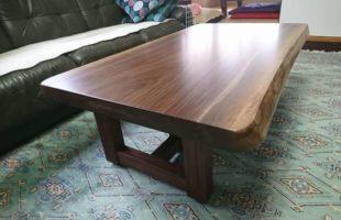 ソファーテーブルのオーダー