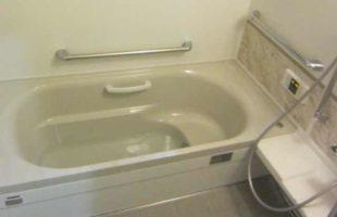 浴室の工事