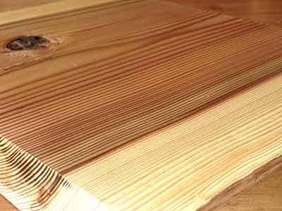 自然由来の原料で作られた蜜ロウワックスの施工方法4