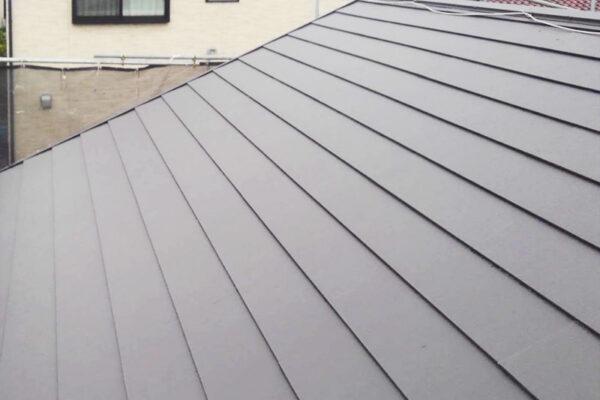 屋根の軽量化で耐震