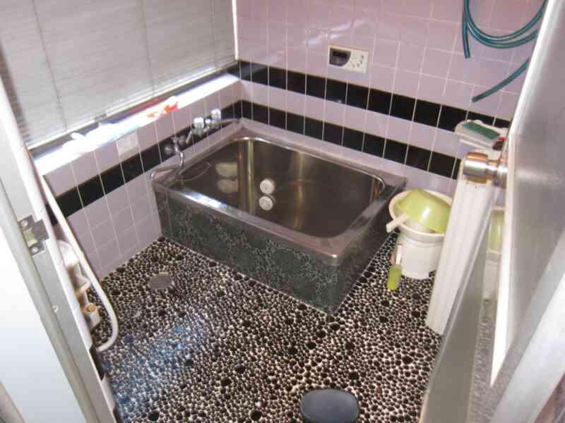 施工前既存の浴室