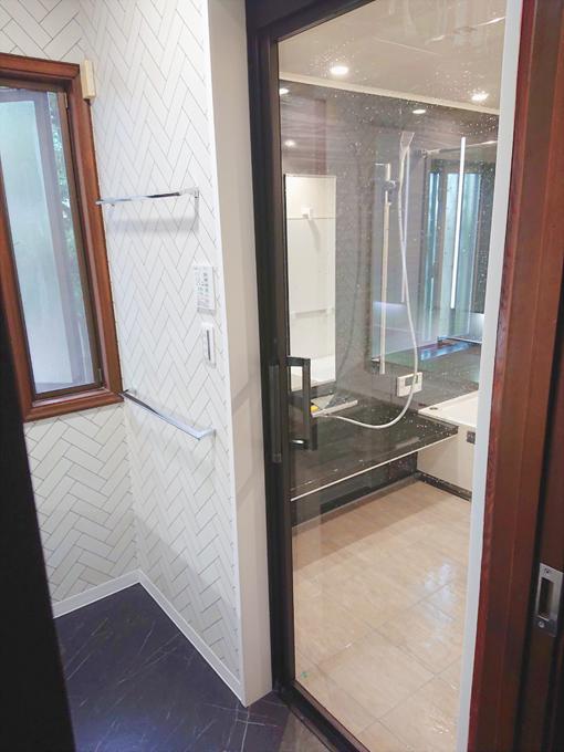 完成後浴室(全体)②